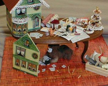 image regarding Free Printable Minis named Low Stuffs PrintMini: Printable Dollhouse Miniatures